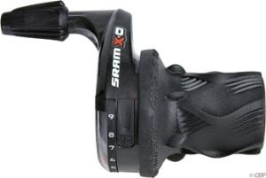 SRAM X.0 9-Speed Rear Twist Shifter