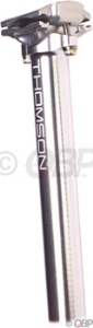 Thomson 30.6 x 367mm Silver Seatpost