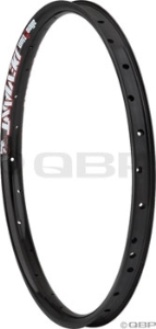 Alienation Deviant Rim 36h Black 24 x 1.75