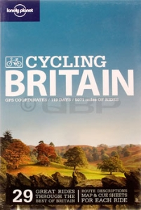 Lonely Planet Travel Guide - Cycling Britain