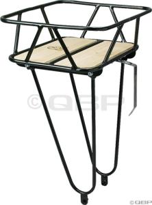 Minoura King Carrier Front Basket: Junior