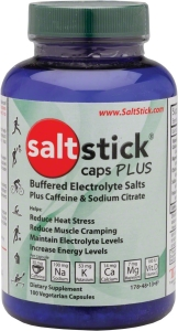 SaltStick Caps Plus: Bottle of 100