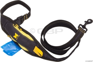 Alite Designs Boa Lite Leash: Black/Yellow