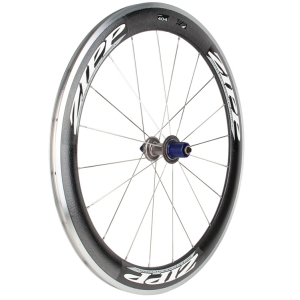 Zipp 404 Clincher Rear, Campy Falcon Grey