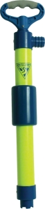 Seattle Sports Company Paddlers Bilge Pump: Yellow/Blue