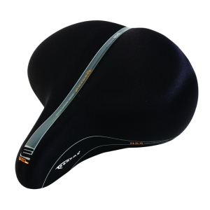 Serfas Cruiser Elastomer E-Gel Saddles - Lycra Saddle