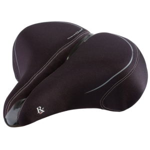 Serfas Exerciser on Rails Saddles - Lycra Saddle, EX-RXL