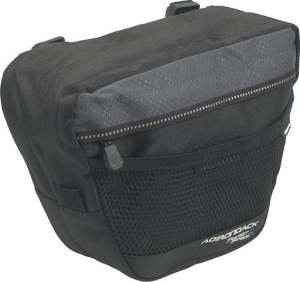 Axiom Adirondack Handlebar Bag Black