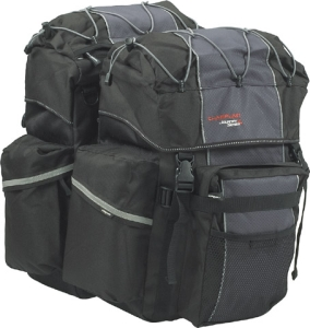 Axiom Champlain Panniers Black