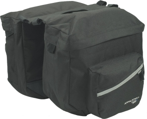 Axiom Appalachian Panniers Black