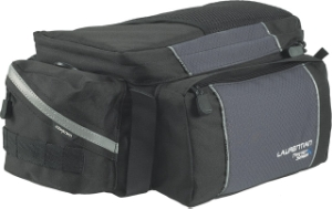 Axiom Laurentian Trunk Bag - Black