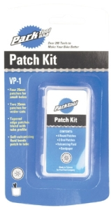 Park Tool Vulcanizing Patch Kit Patch Kit