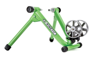 Kinetic Cyclone Trainer Green Frame 2010 Model