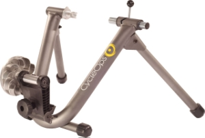 CycleOps Wind Trainer with quicklock frame mount CycleOps Wind Trainer