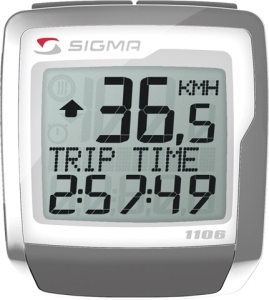 Sigma Sport BC 1106 Cycling Computer Wired
