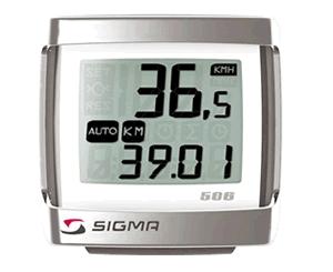 Sigma Sport BC 506 Cycling Computer BC 506
