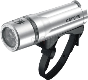 Cateye HL-EL410 Compact Opticube Headlight - Black