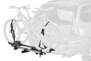 "Thule T2 Bike Rack 918 Addon to increase capacity from 2 bikes to 4 bikes on a 2"" hitch receiver"