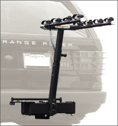 Allen Deluxe Swing Away 4 Bike Carrier Model 740RR Allen Deluxe Swing Away 4 Bike Carrier Model 740RR