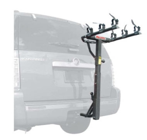 "Allen Deluxe 3 Bike Carrier Model 430RR for 1.25"" hitches only"