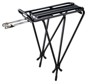 Topeak Explorer Tubular Rack Topeak TA2029B with top spring clamp