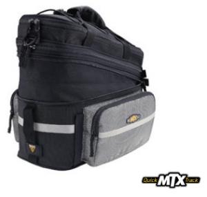 Topeak MTX Trunk Bag DX Universal Fit Topeak MTX Trunk Bag DX Universal Fit