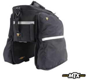 Topeak MTX Trunk Bag EXP Universal Fit Topeak MTX Trunk Bag EXP Universal Fit