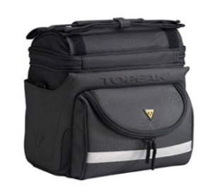 Topeak TourGuide Handlebar Bag DX Topeak TourGuide Handlebar Bag DX