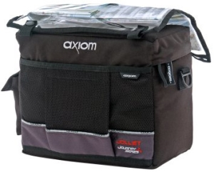 Axiom Jolliet Handlebar Bag Black