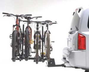 Hollywood Racks Sport Rider 4 Four bike, 2 hitches only