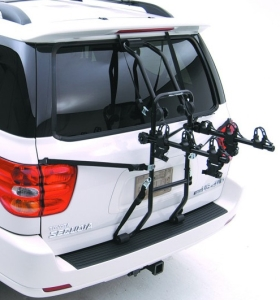 Hollywood Racks F6 Expedition Trunk Rack 3 Bike Capacity