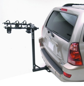 Hollywood Racks Traveler Hitch Racks 3 bike for 2 hitches