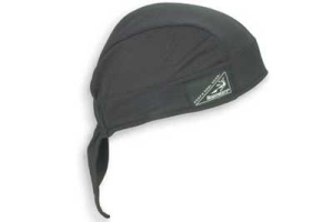 Headsweats Shorty Skull Cap Black