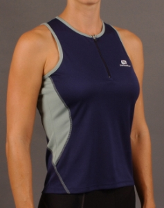 Bellwether Vision Jersey Women's Navy Small