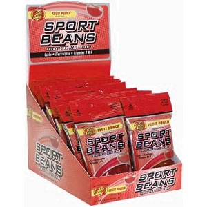 Fruit Punch Sport Beans Single Pack
