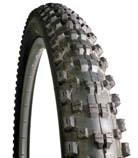 Kenda Tomac Nevegal 26 x 2.35 DTC Black Kevlar Tire Kenda Tomac Nevegal 26 x 2.35 DTC Black Kevlar Tire