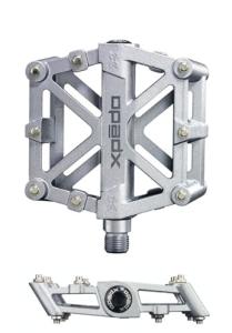 Xpedo MX Force Mag Cast Platform Pedals Xpedo MX3S Magnesium/Chromoly Platform Pedals