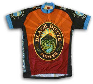 Buy World Jerseys Black Butte Porter Jersey - Medium (Cycling Clothing, Jerseys, World Jerseys)