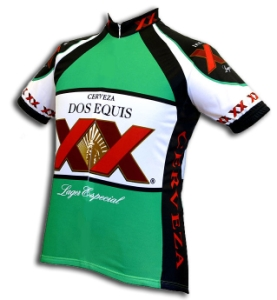 World Jerseys Cerveza Dos XX Jersey Large