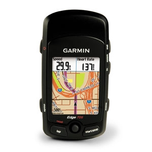 Garmin Edge 705 Edge 705, Heart Rate, Speed/Cadence & Data Card with Street Maps