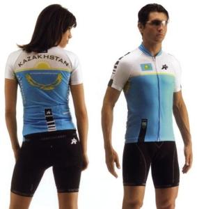 Buy Assos Kazakhstan Jersey - XL (Cycling Clothing, Jerseys, Assos)