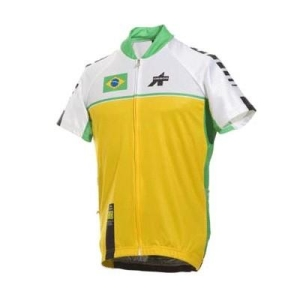Buy Assos Brazil Jersey - Medium (Cycling Clothing, Jerseys, Assos)