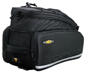 Topeak MTX Trunk Bag DX 2010 Model Topeak MTX Trunk Bag DX MTX Only