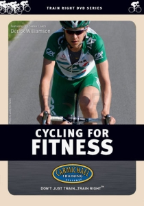 Carmichael Training Systems Cycling DVD's CTS Cycling for Cadence DVD