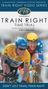 Carmichael Training Systems CycleOps/CTS Time Trial DVD, 60 minutes Carmichael Training Systems CycleOps/CTS Time Trial DVD, 60 minutes