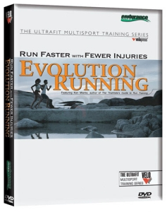 Endurance Films Evolution Running DVD Endurance Films Evolution Running DVD