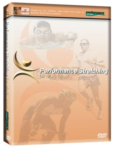 Endurance Films Performance Stretching for Multisport DVD Endurance Films Performance Stretching for Multisport DVD