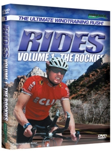 Endurance Films Rides DVD Volume 1 The Rockies Endurance Films Rides DVD Volume 1 The Rockies