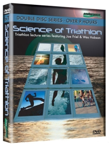 Endurance Films Science of Triathlon DVD 2disc set Endurance Films Science of Triathlon DVD 2disc set