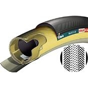Vittoria Rally Tire 700 x 23 Tubular Black